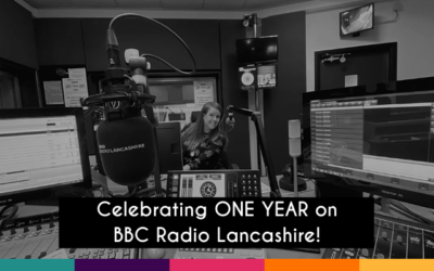 Celebrating One Year with The BBC