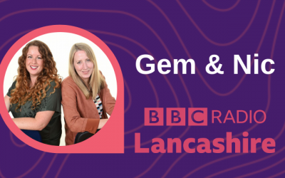 Sunday Afternoons on BBC Radio Lancashire | Cold Hedgehogs, Tickling Your Pickle and Reframing Dry January with Janey Lee Grace